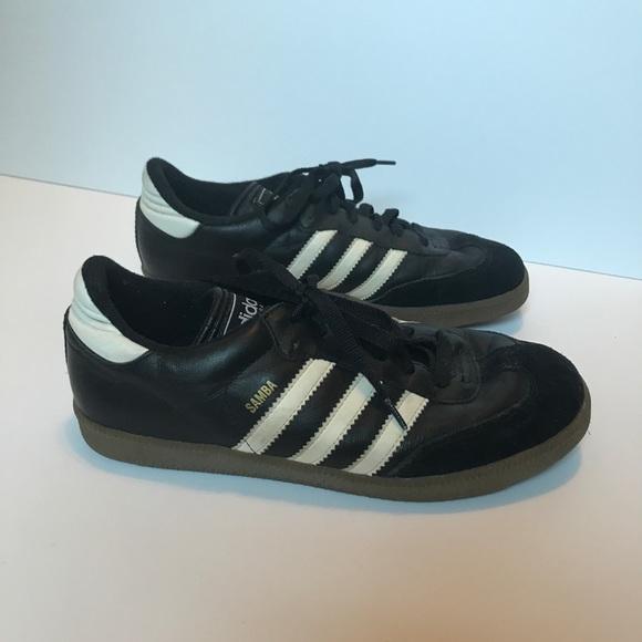 adidas samba trainers for men size 6
